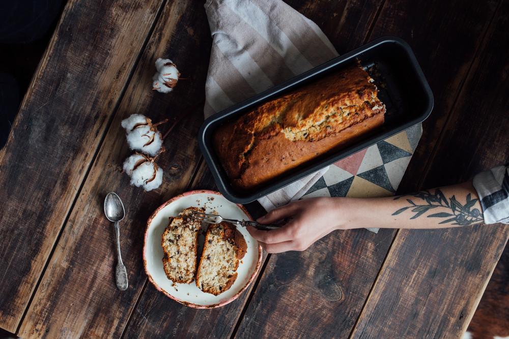 Recette du shake « banana bread »